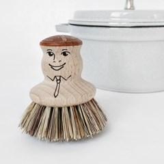 레데커 스마일 팟브러쉬 냄비 세척솔