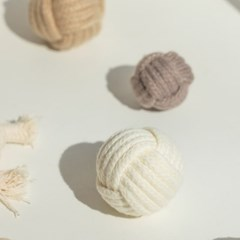 하비풀 마크라메 고양이 매듭토이 만들기 클래스