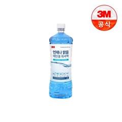 [3M]언제나 맑음 에탄올 사계절 워셔액 1.8L_(2406787)