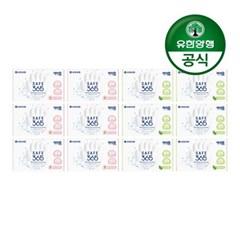 [유한양행]해피홈 SAFE365 비누 핑크포레향+그린샤워향_(2406698)