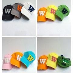 남녀공용 알파벳 패션 빈티지 챙넓은 볼캡 야구모자