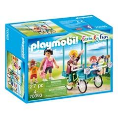 플레이모빌 가족 자전거 70093