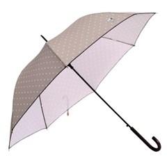 스누피 장 도트 곡자 60 장 우산_(1652079)