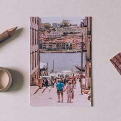 포르투 감성 여행 인테리어 엽서 세트