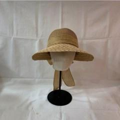 여성 여름 바캉스 패션 챙넓은 라탄 밀짚 썬캡 모자