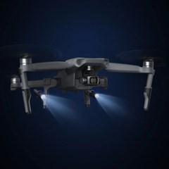 PGYTECH 매빅 에어2 랜딩기어 LED 렌턴 Kit P-16A-038
