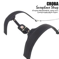 크로바 색소폰 스트랩 벨트형 스트랩 어깨걸이 목걸이 CSS-02