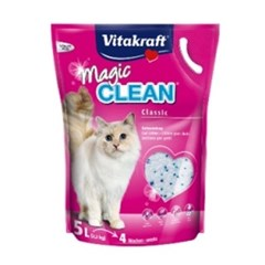 고양이모래 매직크린크리스탈 라벤더 5L 고양이화장실