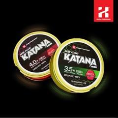 카즈미 카타나 세미플로팅 원줄2.5~5.0 K20T3W001/나일론 UV코팅