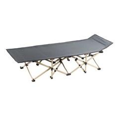 베개형 접이식 야전침대 / 휴대용 간이 캠핑침대