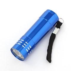 고휘도 휴대용 LED 후레쉬(블루) / 포켓 손전등