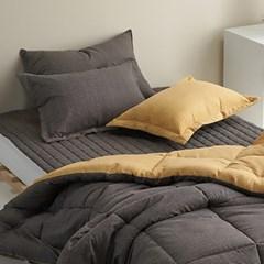 한양 뉴이얼 베개커버 베개솜 묶음상품 색상선택