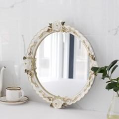 로즈 벽 거울_(1951657)