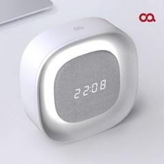 오아 무드클락 LED 무드등 탁상 알람 시계 C0119
