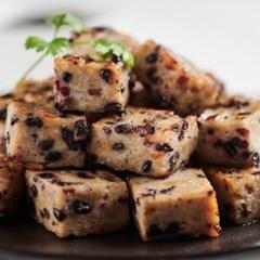 [교촌치킨] 닭가슴살 큐브 스테이크 (현미/흑미)
