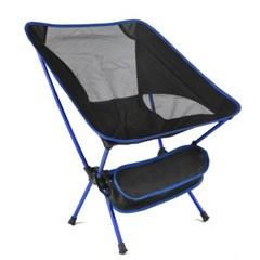 액티브 초경량 캠핑의자(블루)/ 고강도 캠핑체어