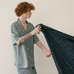 [인견] (m) Norway Short Pajama Set