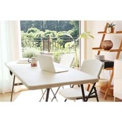 케터 폴드앤고 다용도 접이식 테이블(의자 옵션 선택)