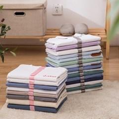 옷장정리 옷접기폴더 옷개기 홀더 깔끔 옷정리대 10개 1set(랜덤)