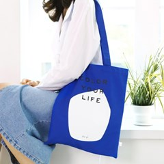 COLOR YOUR LIFE BAG_DEEP BLUE