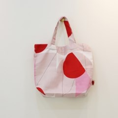 Red Line Arch Bag