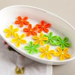 부직포꽃잎(10개입) 3cm DIY 장식 소품 재료 FDIYFT_(1829581)