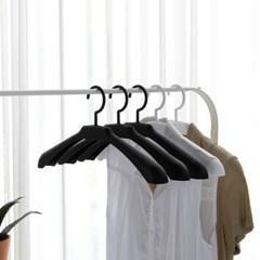 이지라인 어깨뿔 방지 옷걸이 20P 세탁소옷걸이 활용가능