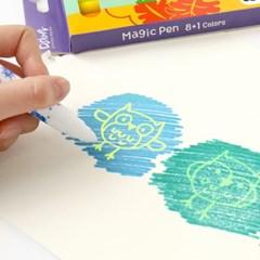 엄마표미술놀이 미술재료 요술펜