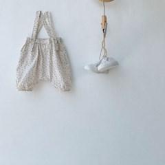 돌핀웨일 미니도트멜빵팬츠(0~24개월)