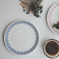 까르다 마가렛 디저트 플레이트 접시 홈카페
