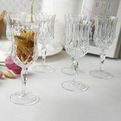 이탈리아 RCR 디오니소스 와인잔 6P세트