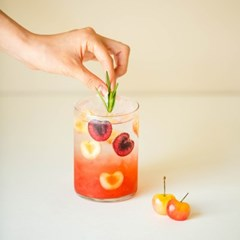 비크릴라 제르떼 500ml 단품 스페인산 강화유리컵