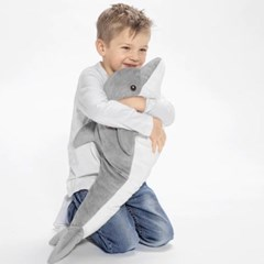 이케아 GENOMBLOT 돌고래인형 (대 70cm)