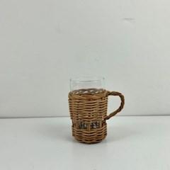 ca(카) 라탄 컵홀더