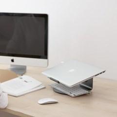 파우트 알루미늄 노트북 거치대 EYES4_(1367946)