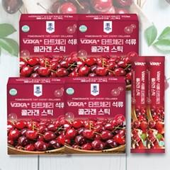 몽모랑시 타트체리 석류 콜라겐 스틱 4BOX (120포)_(1736405)