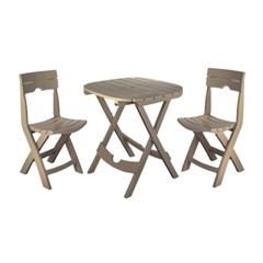 아담스 카페 접이식 야외테이블&의자 세트