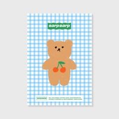 Cherry big bear(study planner)_(1617120)