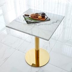 리즈 대리석 골드 커피테이블 사각/원형 티테이블 2종_(1944732)