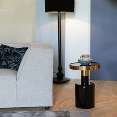 GLAM SIDE TABLE