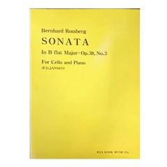 (전시상품)SONATA In B Flat Major - Op.38, No.3
