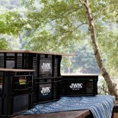 JWK 캠핑 멀티 밀크 박스 다용도 공간박스 유닛 바스켓