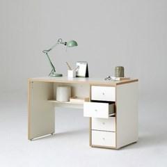한샘 샘 책상 120cm 하부서랍형 DIY(컬러 택1)