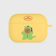 dinosaur gummy [에어팟 프로][yellow]