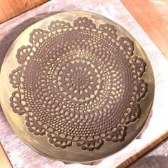[텐텐클래스] (강남) 레이스도자 접시만들기