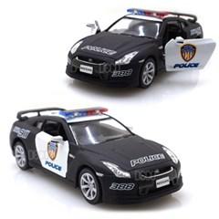 닛산 GT-R R35 폴리스 미니카