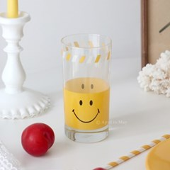 Dear. Smile - 스마일 유리컵