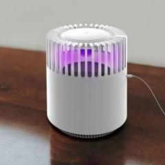 LED 날파리 모기 흡입 모기잡기 탁상용 모기트랩