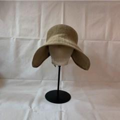 리본 오리대챙 패션 데일리 여름 바캉스 썬캡 모자