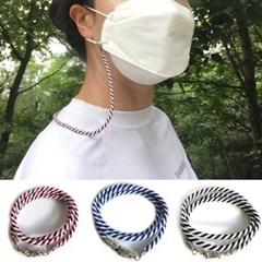 휴대와 사용이 간편한 마스크목걸이 4p_(2369041)